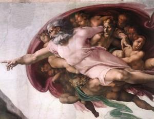 Creation of Adam detail3